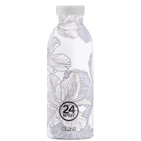 24Bottles Clima Thermo Bottle Cloud & Mist w. Infuser - 500ml