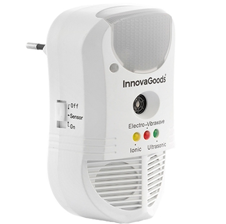 InnovaGoods 5-in-1 Pest Repeller