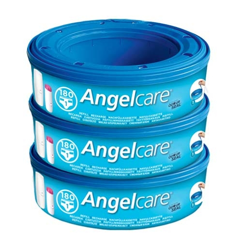 Angelcare Refill Packs for Angelcare Nappy Bucket