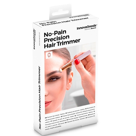 InnovaGoods Precision Face Trimmer