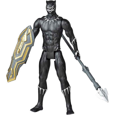 Marvel Avengers Titan Hero Black Panther - 30 cm