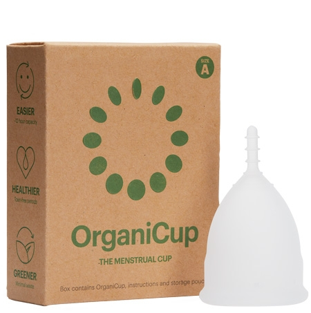 OrganiCup Menstruations Cup - Size. A