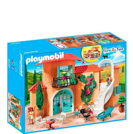 Playmobil Family Fun Holiday Villa - 9420