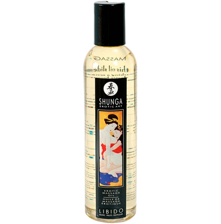 Shunga Libido Massage Oil - 250 ml
