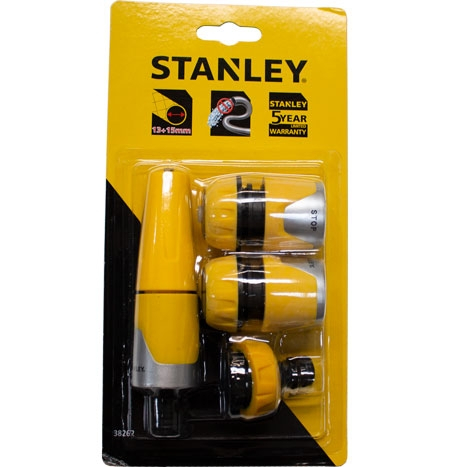 Stanley Garden Gun Set - 4 parts