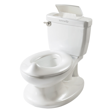 Summer My Size Potty – White