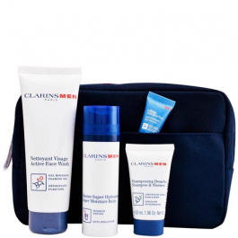 Clarins Mens Grooming Gift Set