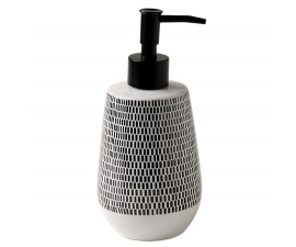 Scandinavian Home Scandinavian Bathroom Soap Dispenser - White & Sort