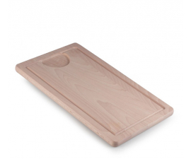 Rasmussen & Pedersen Cutting board with groove for juices