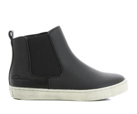 Clarks Children´s Shoe – Black