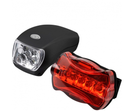 Rawlink Venice Bycycle Light Set - 2 items