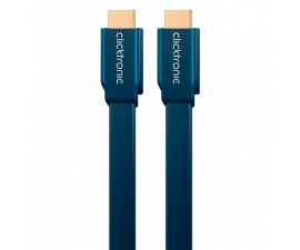 Clicktronic High Speed ​​HDMI Cable with Ethernet - -1 meter