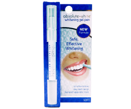 Absolute White Teeth Whitening Pen - 1,8 g
