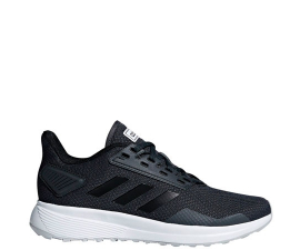 Adidas Duramo 9 - Sort & White
