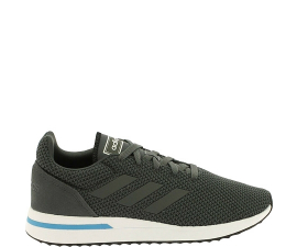 Adidas Run 70s Sneakers - Grey & White
