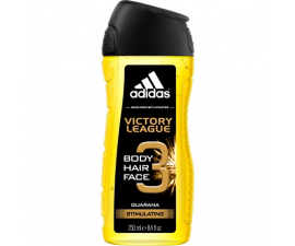 Adidas 3-in-1 Victory League Shower Gel - 250 ml