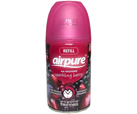 Airpure Air Fresh Berry Air Freshener Refill - 250 ml