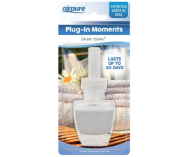 Airpure Plug-In Moments Linen Room Refill Air Freshener - 20 ml