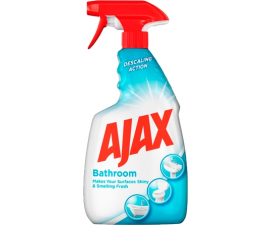 Ajax Bathroom Cleaning Spray - 750 ml