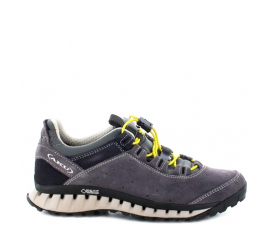 AKU Climatica Suede Hiking Shoes - Gray