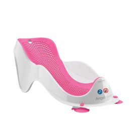 Angelcare Soft-Touch Mini Bath Seat - Pink