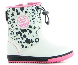 Sprox Childs Boot - White