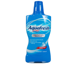 Aquafresh Extra Fresh Mouthwash - 500ML