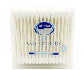 Athena Beauté Cotton Buds - 200 pcs