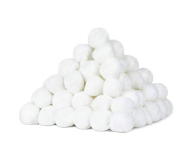 Athena Beauté Cotton Balls - 200 pieces