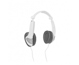 AudioSonic ANC Headphones - White