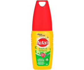 Autan Tropical Mosquito Spray - 100ML