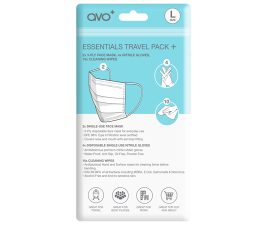 AVO+ Essentials Plus Travel Set - Large