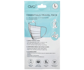 AVO+ Essentials Travel Set - Large