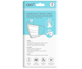 AVO+ Essentials Travel Set - Small