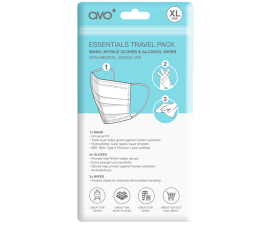AVO+ Essentials Travel Set - X Large
