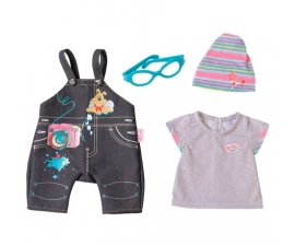 Baby Born Jeans Collection Set