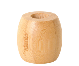 Idento Bamboo Toothbrush Holder