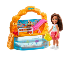 Barbie Club Chelsea Aquarium Play Set