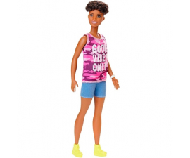 Barbie Fashionistas Original Doll with Curls