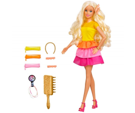 Barbie Ultimate Curlers Play Set