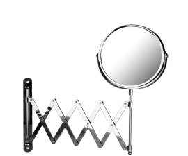 BasicPlus Magnifying Mirror With Extension