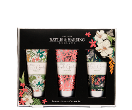 Baylis & Harding Royal Garden Luxury Hand Cream Set