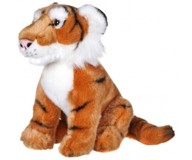 BBC Planet Earth Tiger Teddy - 25 cm