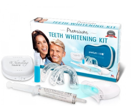 Beaming White Premium Teeth Whitening Set