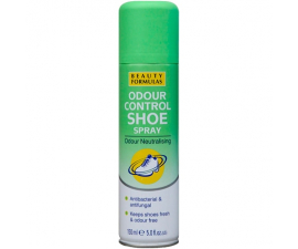 Beauty Formulas Odour Control Shoe Deodorant - 150 ml