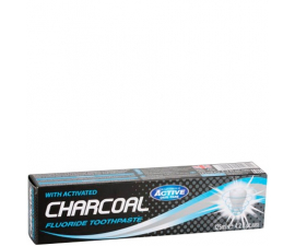 Beauty Formulas Charcoal Toothpaste - 125 ml