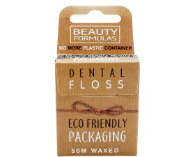 Beauty Formulas Eco Friendly Floss - 50 meter