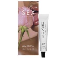 Bijoux Indiscrets Slow Sex Oral Sex Balm - 10 ml