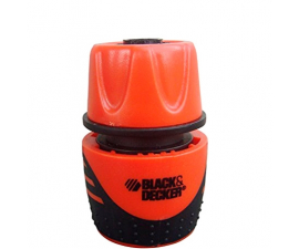 Black & Decker Coupling with Water Stop - 13-19 mm