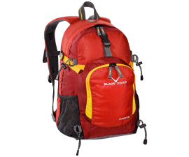 Black Crevice Red Colorado Backpack - 28 l